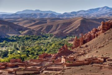 Atlas mountains Morocco Nature Connects