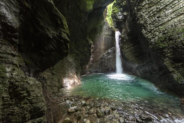 kozjak-waterval