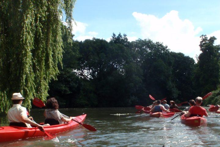 Canoe tour Utrecht