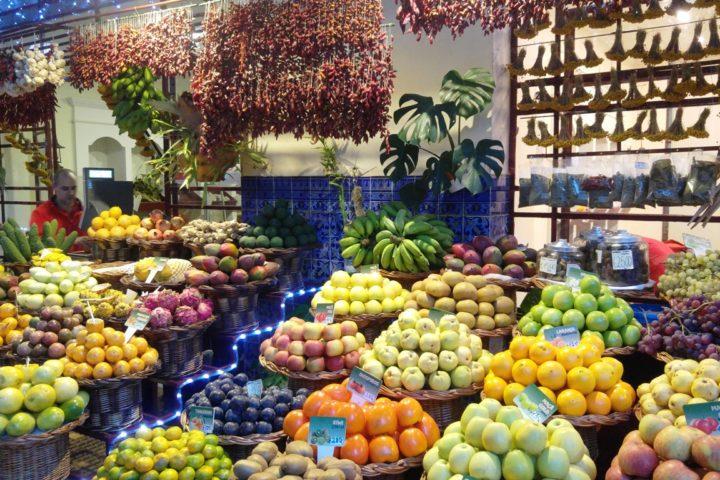 Farmers market Funchal