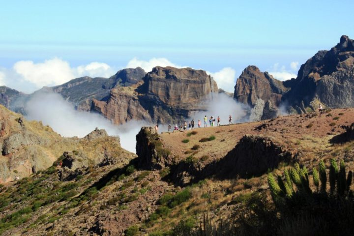 Pico do Ariero Madeira Island