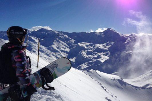 Snow trip France, 2017