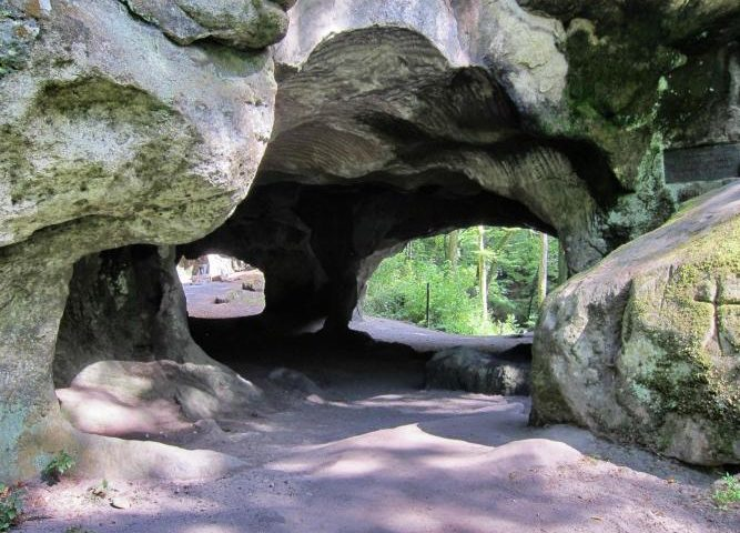 Cave Mullerthal Luxembourg